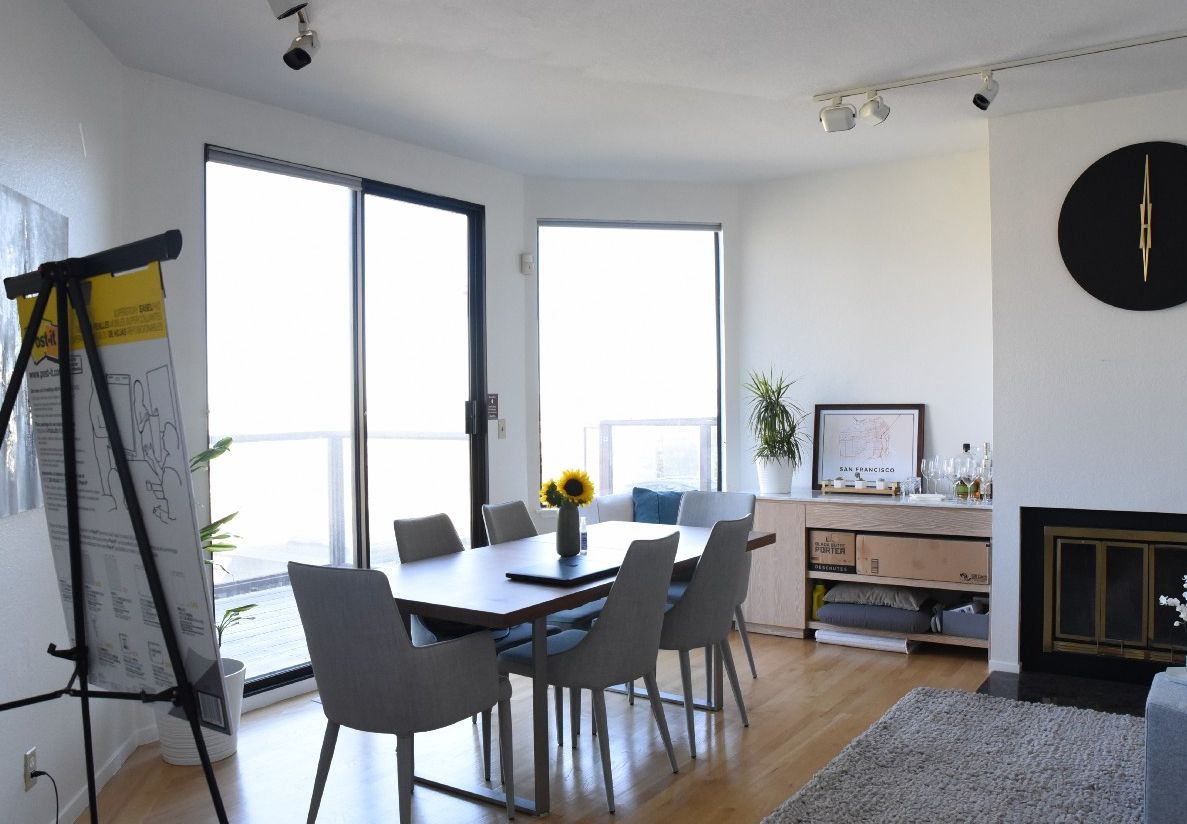 Gable remote workspace in San Francisco